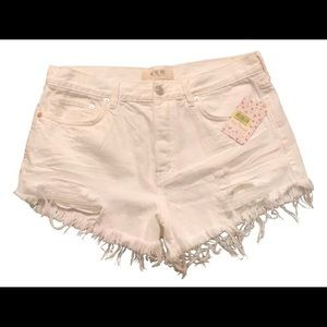 Free People Spring White OB735228